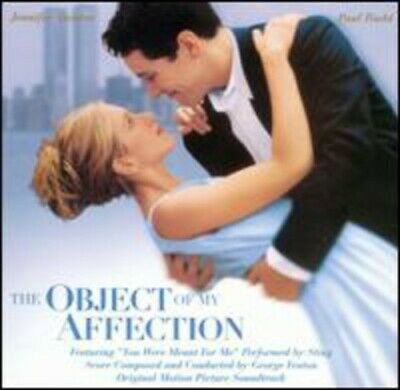 The Object Of My Affection: Original Motion Picture Soundtrack CD (1999)
