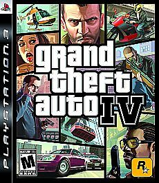 PlayStation 3 : Grand Theft Auto IV VideoGames
