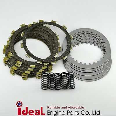 New -- Friction Clutch Disc Steel Plate Springs kits for Yamaha YZ125 93~13