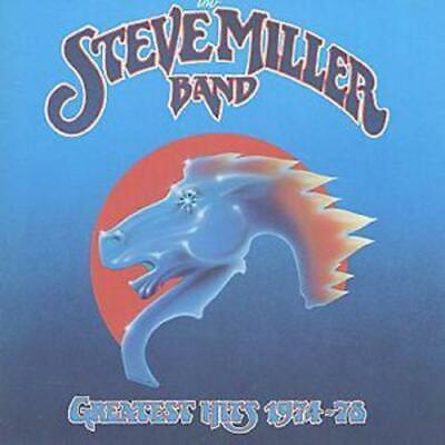 The Steve Miller Band : Greatest Hits1974-78 CD (1999)