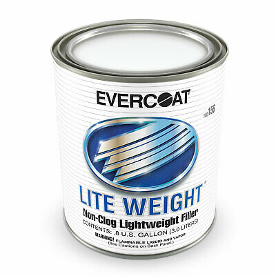 EVERCOAT LITE WEIGHT BODY FILLER-Repair Dent-Auto Paint