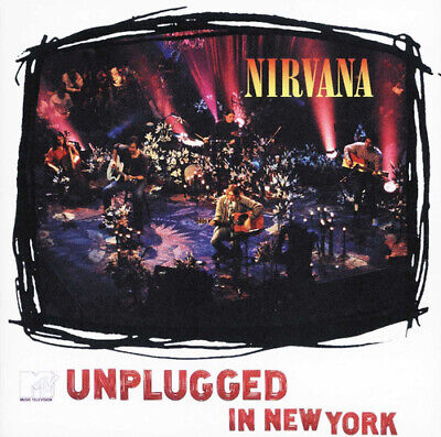 Nirvana : MTV Unplugged in New York CD (1994)