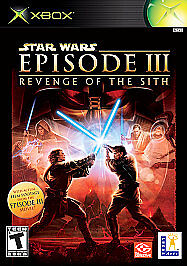 Xbox : Star Wars Episode III Revenge of the Sith VideoGames