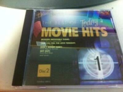 Various Artists : The Best of Todays Movie Hits Disc 3 CD