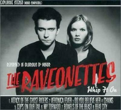 Raveonettes : Whip It on CD