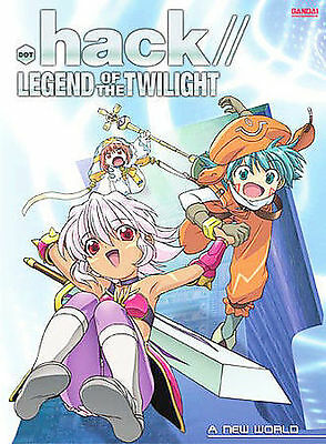 .hack//Legend of the Twilight - A New Wo DVD