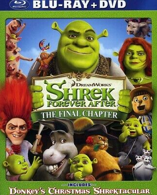 Shrek Forever After (Two-Disc Blu-ray/DV Blu-ray