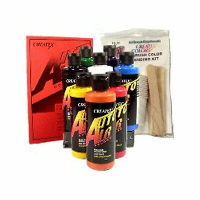 7 Semi-Opaque AUTO-AIR COLORS PAINT-Airbrush-Car-Hobby