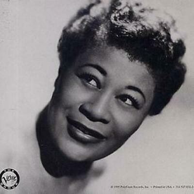 Ella Fitzgerald : Jazz 'Round Midnight Again CD (1999)