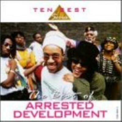 The Best of Arrested Development CD