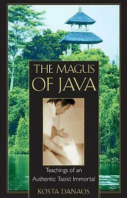 The Magus of Java by Kosta Danaos Paperback Book (English)
