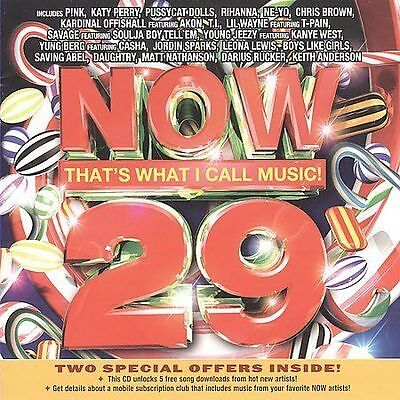 Now Thats What I Call Music : Now, Vol. 29 CD