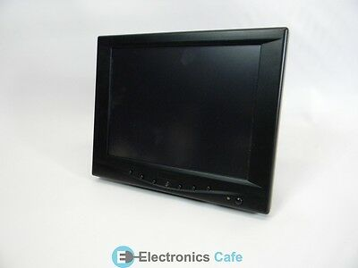 "Generic TFTLCD 8"" Touch Screen POS VGA & Monitor w/ Adjustable Height Stand"