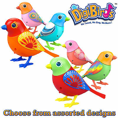 Silverlit - DIGIBIRDS 3 in 1 PREMIUM PACK Collection 1 - Assorted