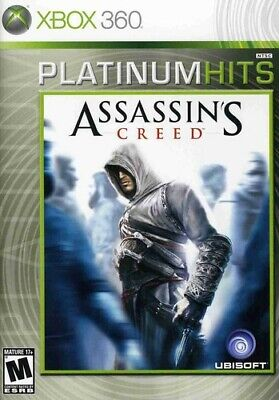 Xbox 360 : Assassins Creed VideoGames