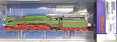 18 201 Tender locomotive DIGITAL SOUND Ep5 DSS Roco 36026 TT 1:120 #HQ1 µ