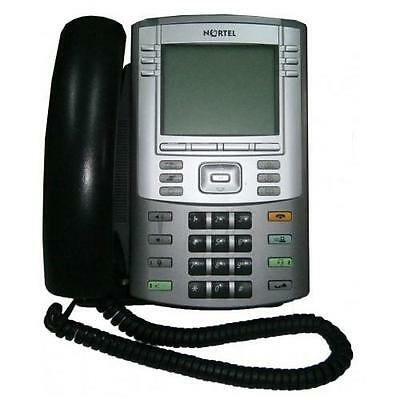 Charcoal Fully Refurbished Nortel Networks 1210 IP Phone NTYS18BC70E6
