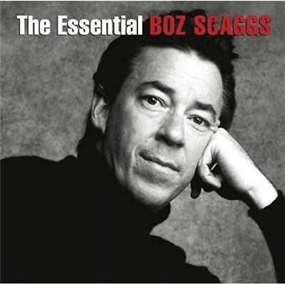 BOX SCAGGS The Essential 2CD NEW