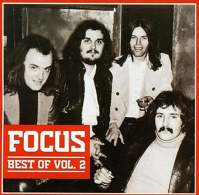 Vol. 2-Best Of Focus - Focus (2011, CD New)