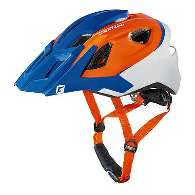 Cratoni All-Mountain-Helm Allride Modell 2016 Fahrradhelme Mtb-Helm Radhelm Bike