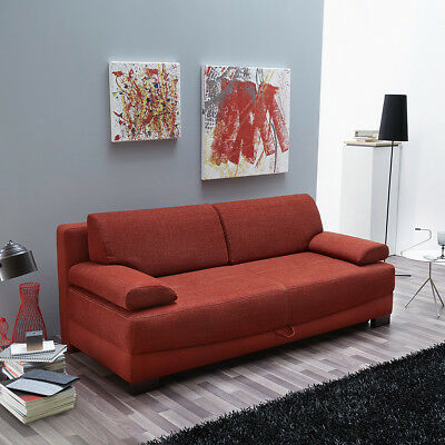 sofa garnitur couch zweisitzer schlafsofa antik kunstleder rot neu 25112 eur 849 00 picclick de. Black Bedroom Furniture Sets. Home Design Ideas