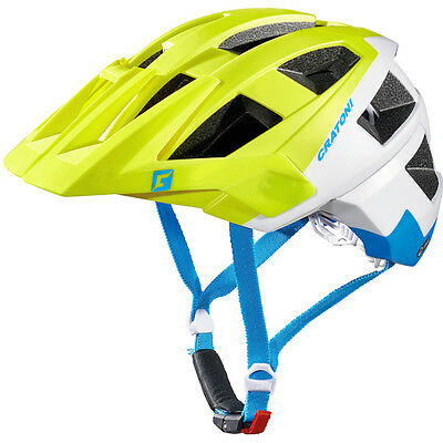 Cratoni All-Mountain-Helm Allset Modell 2016 Mtb-Helm Radhelm Bike Fahrradhelm