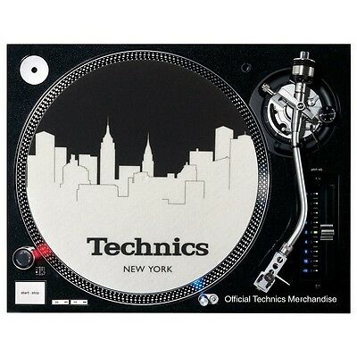 Slipmats Technics Skyline New York (1 Stück / 1 Piece) NEU+OVP!