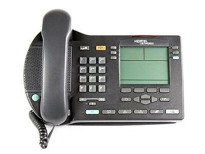 Fully Refurbished Nortel NTEX00 i2004 IP Phone (Charcoal)