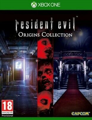 Resident Evil Origins Collection (Xbox One) VideoGames