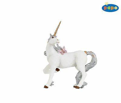 Toys & Hobbies Action Figures Papo 39116 The Glamorous Unicorn 15 Cm Say And Fairy Tale