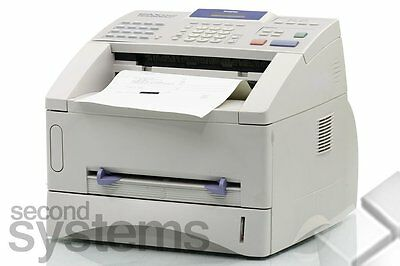 Brother FAX 8360P Plain paper Copier & copier - Under 20.000 Pages