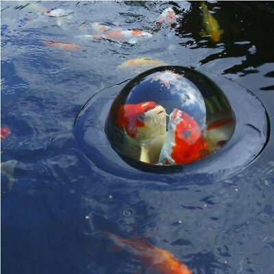 Velda Large Floating Fish Dome Sphere Pond Water Garden Koi Health Care