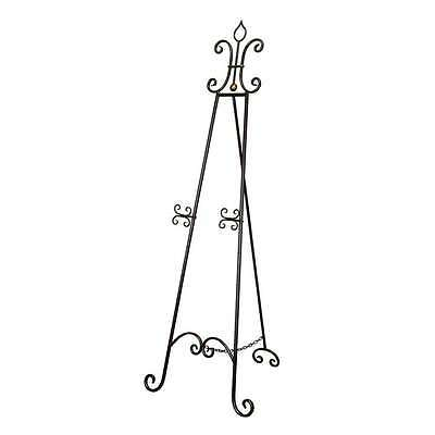 Woodland Imports Metal Easel 66 Inches High For Classic Display - 56473
