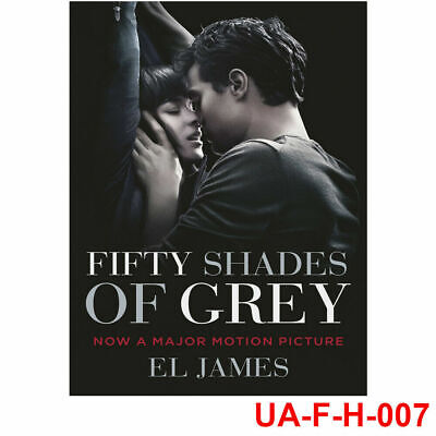 Fifty Shades of Grey by E L James Paperback 9780099579939 NEW