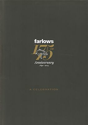 FISHING BOOK FARLOWS 175th ANNIVERSARY 1840 TO 2015 CLASSIC SALMON FLIES TACKLE