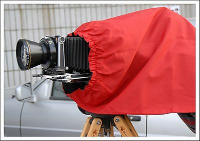 "Professional Dark Cloth (Focusing Hood) For 4x5"" Large Format Camera Wrapping"