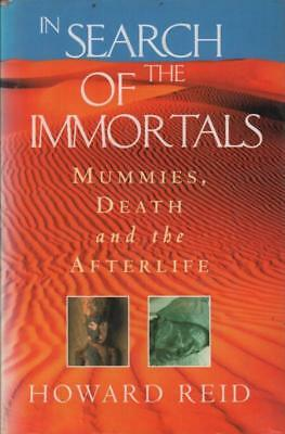 In Search Of The Immortals(Hardback Book)Howard Reid And Michael Cro-Good