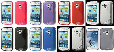 TPU S-Line Case For Samsung Galaxy Ace 2 II-X GT-S7560M