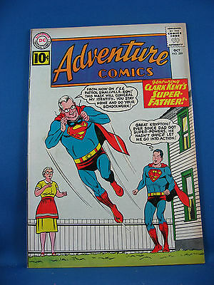 Adventure Comics Superboy  289 Vf+  1961