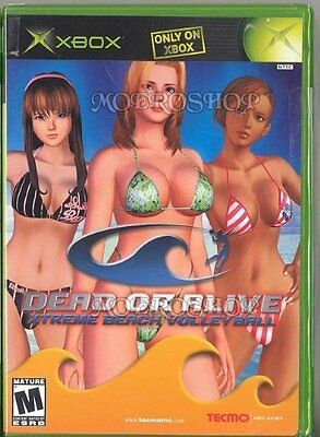 Xbox : Dead or Alive Xtreme Beach Volleyball VideoGames