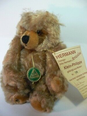 HC 241 Hermann Coburg Teddy Klein Philippe ca.20 cm Made in Germany