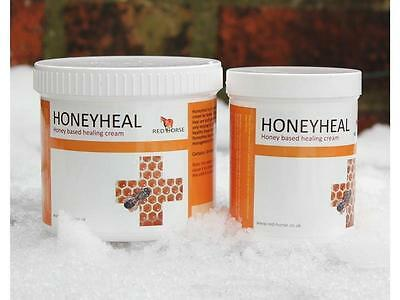 Red Horse Products HoneyHeal Cream for Mud Fever and Cuts etc - 190ml & 500ml BN