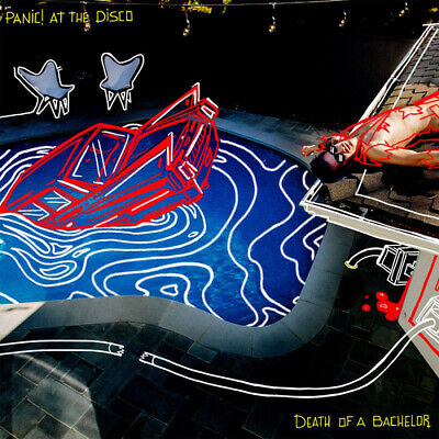 Panic! At The Disco : Death of a Bachelor CD (2016)