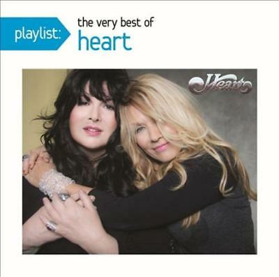 Heart - Playlist: The Very Best Of Heart New Cd