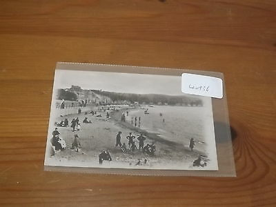 Old  postcard our ref #40936 THE SANDS MILLPORT: Isle of Cumbrae RP
