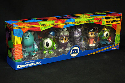 Monsters, Inc. Cosbaby Series - Complete Boxed Set