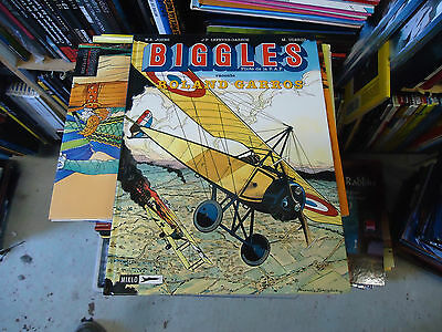 Biggles Roland Garros Aviation  Miklo