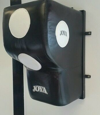JOYA Wall Boxing Bag. Leder. Wandkissen. Boxen. Training. Schlagkraft. Technik.