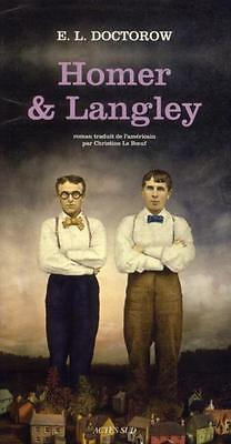 Homer & Langley Doctorow  Edgar Lawrence Occasion Livre