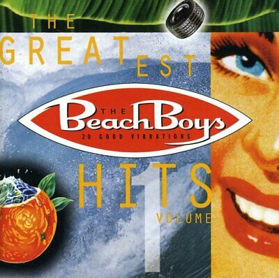 The Beach Boys : Greatest Hits Vol. 1 [us Import] CD (1999)